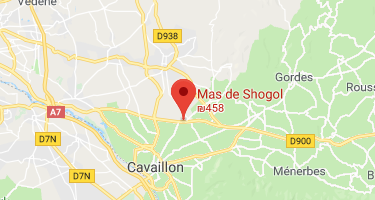 Mas de Shogol Located at the heart of Provence